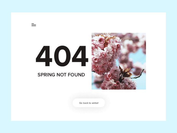 404 Not Found by inthink.studio