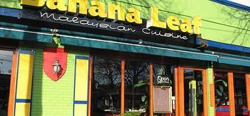 Banana Leaf Locations