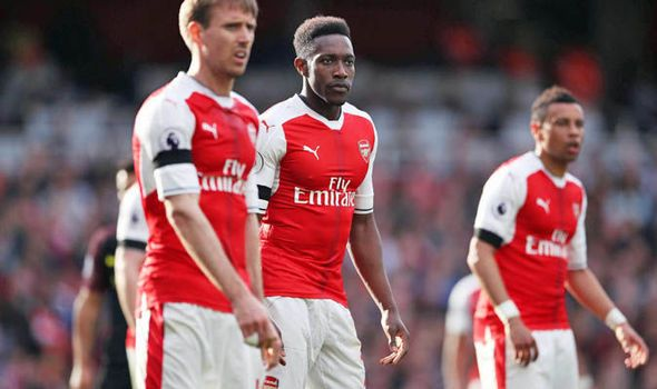 Danny Welbeck: Manchester City game was not good enough from Arsenal - https://newsexplored.co.uk/danny-welbeck-manchester-city-game-was-not-good-enough-from-arsenal/