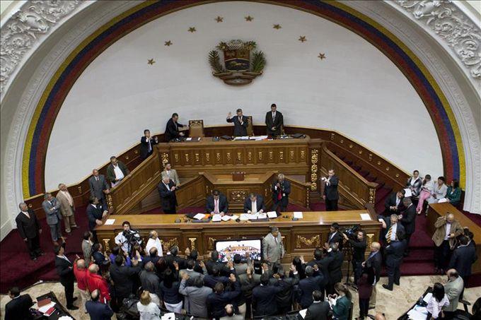 Asamblea Nacional revalidó la designación del vicefiscal Rafael Arias