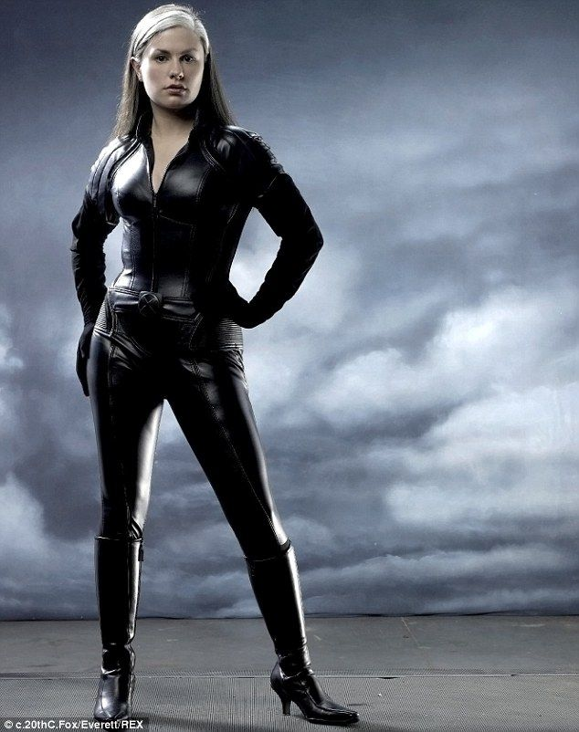 Anna Paquin's character Rogue 'cut from X-Men: Days Of Future Past'