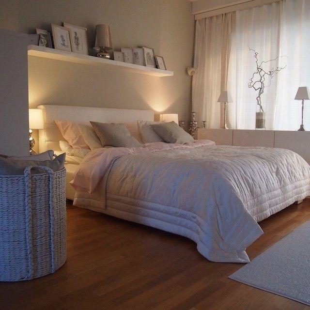 Above Bed, Headboard Art And Grey Brown Bedrooms