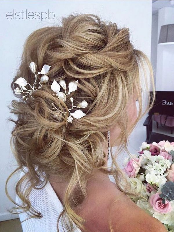 40 Wedding Hairstyles For Long Hair That Really Inspire: 1000+ Images About Wedding Hairstyles On Pinterest
