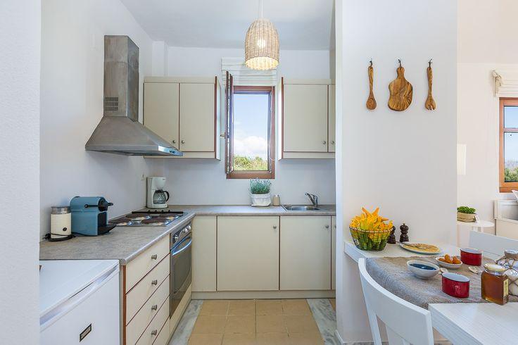 Residence 'Ampelos' - Open kitchen