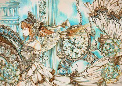 aqua by laverinne.deviantart.com on @deviantART