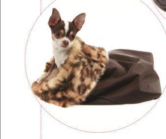 Trilly Tutti Brilli Slaapzak voor de hond - Slaapkamer hondenkleding