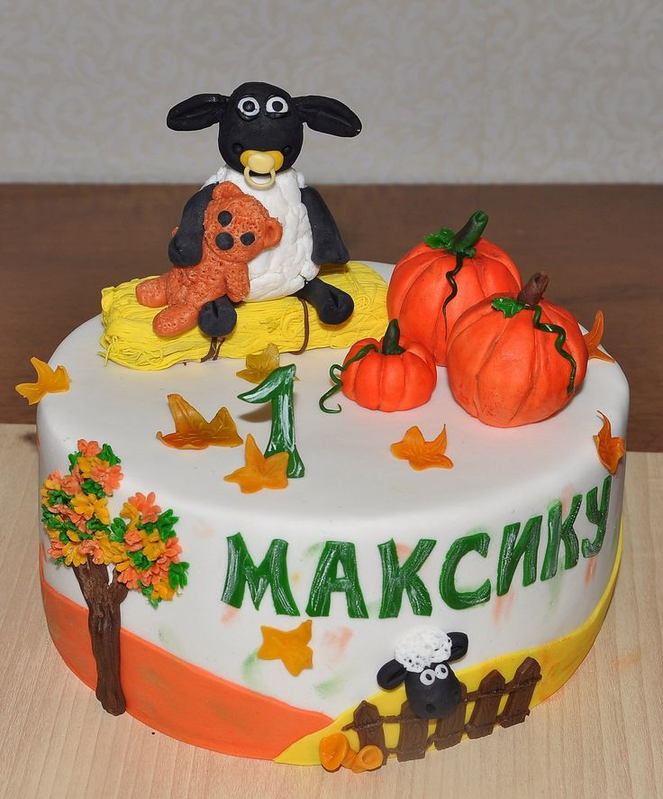 Shaun the Sheep (Баранчик Шон)