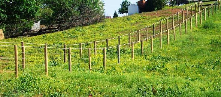 16 best Farm Field Fence images on Pinterest | Field fence, Fencing ...