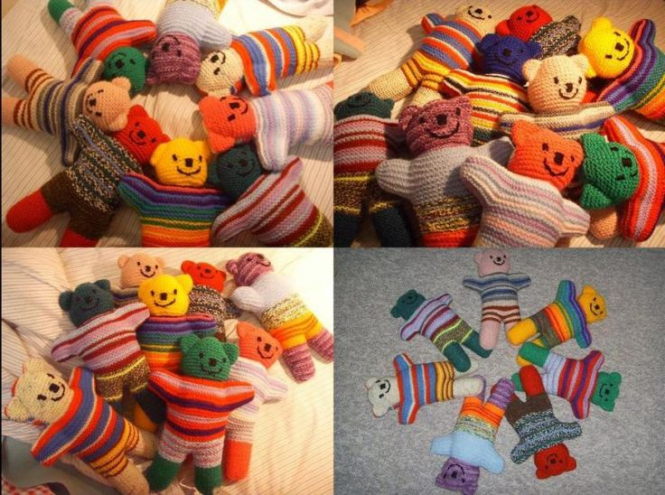 Knit a teddy for Mitzvah Day | Emanuel Synagogue