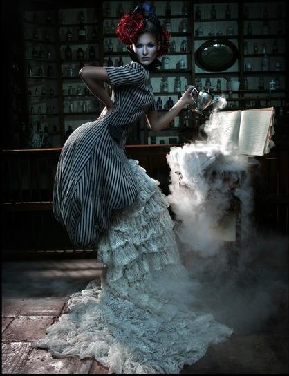 Профессиональные работы от Fashion фотографа Raul Higuera (82 фото)
