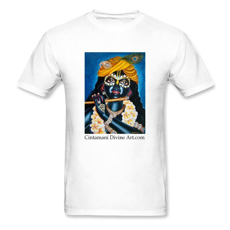 Rādhe's Śyām T- Shirts - Cintamani Divine Art