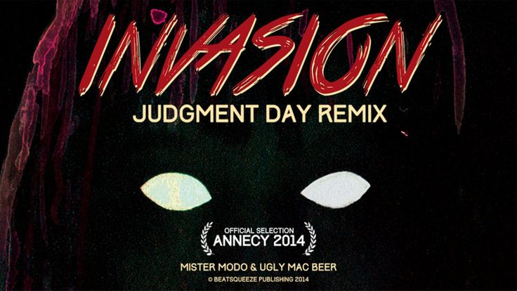 Mister Modo & Ugly Mac Beer Judgment Day remix by Ugly Mac Beer  Written & Directed by Hugo Ramirez & Olivier Patté Produced by Moustache Animation helped by…