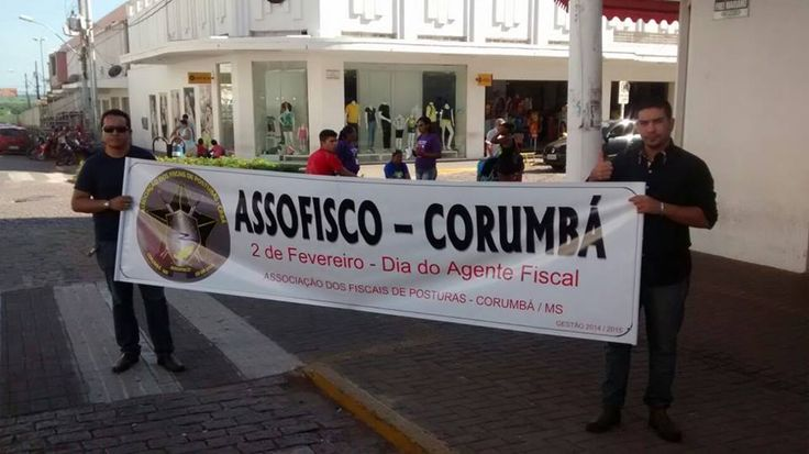 02/02/2015 - Assofisco Corumbá, MS