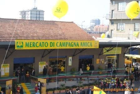 Mercato di Campagna Amica di Milano  Via Ripamonti, c/o Consorzio Agrario di Milano 35  Milano  Lombardia (Milano)