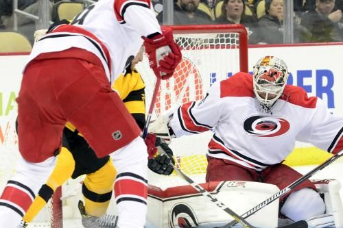 The Calgary Flames acquired goaltender Eddie Lack, defenseman Ryan Murphy and a 2019 seventh-round draft pick from the Carolina Hurricanes…