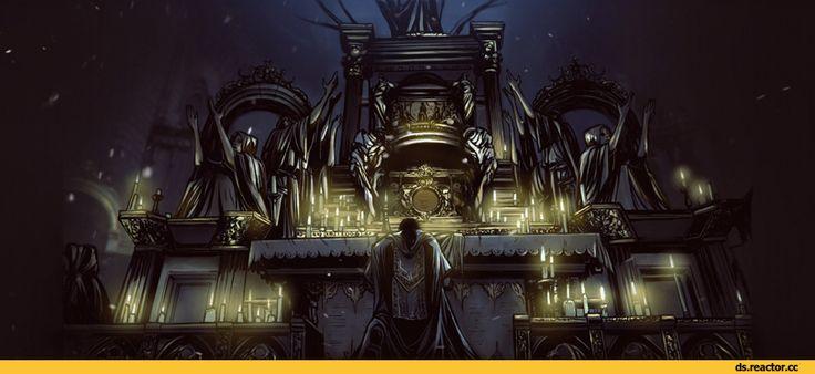 Dark Souls,фэндомы,BloodBorne,Ludwig the Accursed,BB персонажи,Ludwig,the Holy Blade,Hunter (Bloodborne)