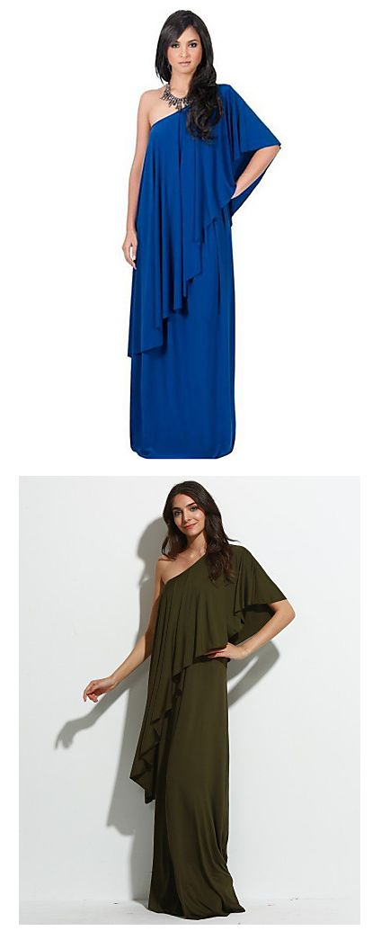 For maxi dress lovers - a perfect dress if you are expecting! Maternity evening dress at just €17.63.