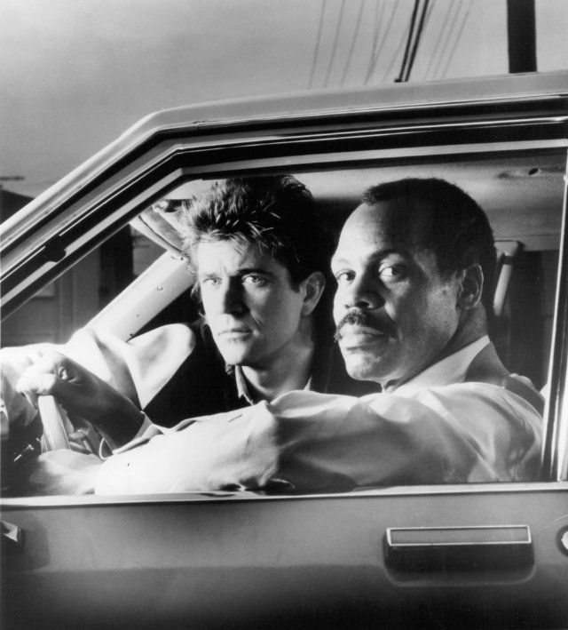 Lethal Weapon 2, 1989.