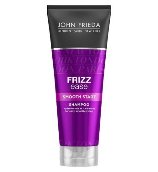 John Frieda Frizz-Ease Smooth Start Shampoo 250ml - Boots