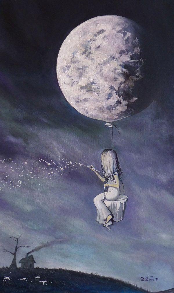 Paint the sky with stars, Adrian Borda