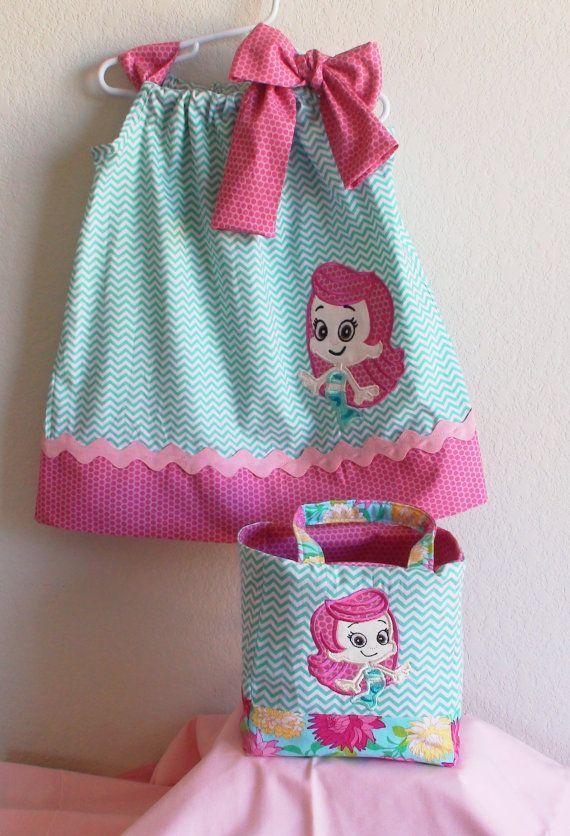 bubble guppies dress bubble guppies dress bubble guppies birthday dress matching bag available