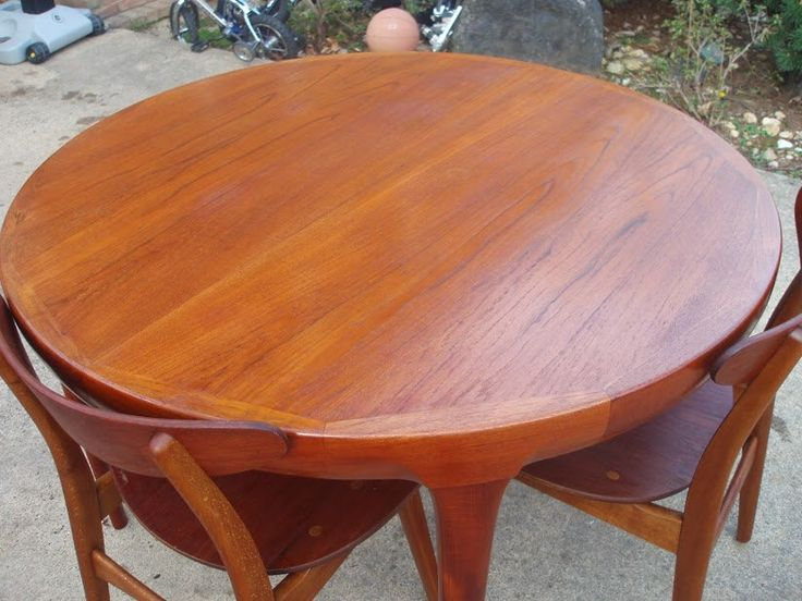 Danish Teak Dining Table By Kofod Larsen Faarup DanishGarage On Etsy