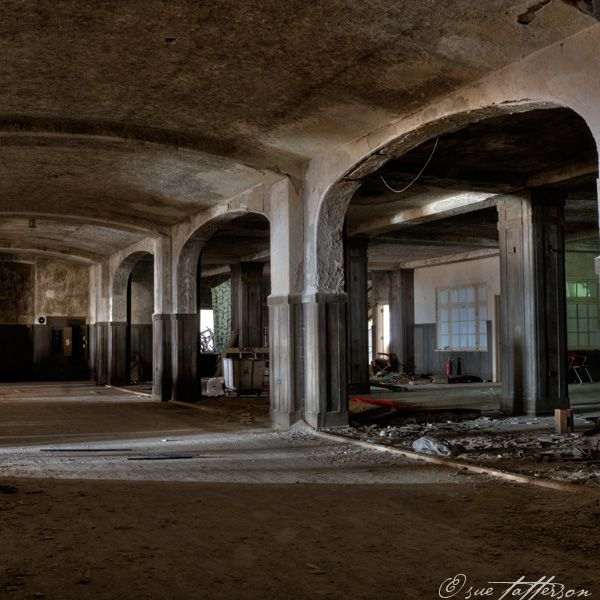 106 Best Images About Creepy Places & Abandoned Spaces On