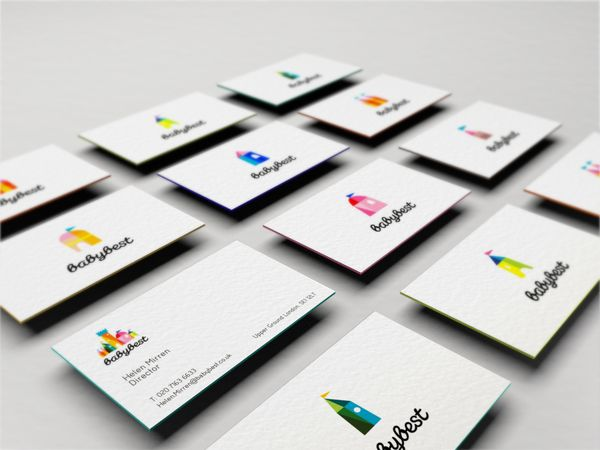 Baby Best Brand Identity by not available design , via Behance