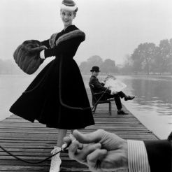 John French was one of London's top fashion photographers of the 1950s and 1960s, an era when those who wore and photographed clothing for a living could become famous overnight.   The models he wo...