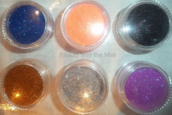Beauty and the Mist - everything about beauty: Glitter Tattoo VIDEO Tutorial