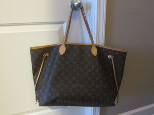 NO RESERVE! Louis Vuitton Neverfull GM Gently Used 100% Authentic Tote Bag Purse | eBay: Authentic Totes, Vuitton Neverful, Gm Gentle, Louis Vuitton, Totes Bags, Blog Stuff, Neverful Gm, Bags Purses, Tote Bags