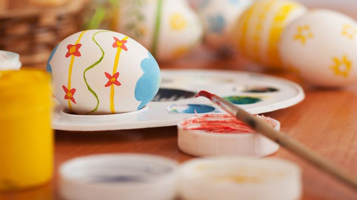 Rain or shine we've lots of ideas and games to keep the kids entertained over the Easter holidays
