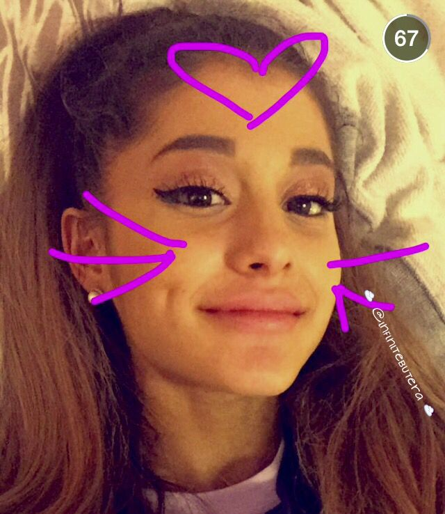 124 best ideas about ☁️Ariana's Snapchat☁️ on Pinterest ...