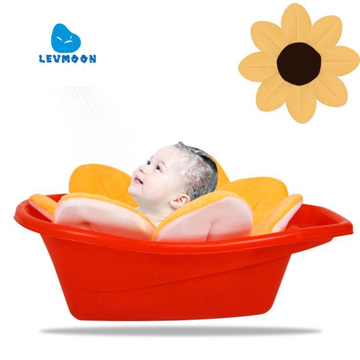 Levmoon Blooming Bagno Lavandino Da Bagno Per bambino Infantile Del Fiore Mat Spar 8 colori