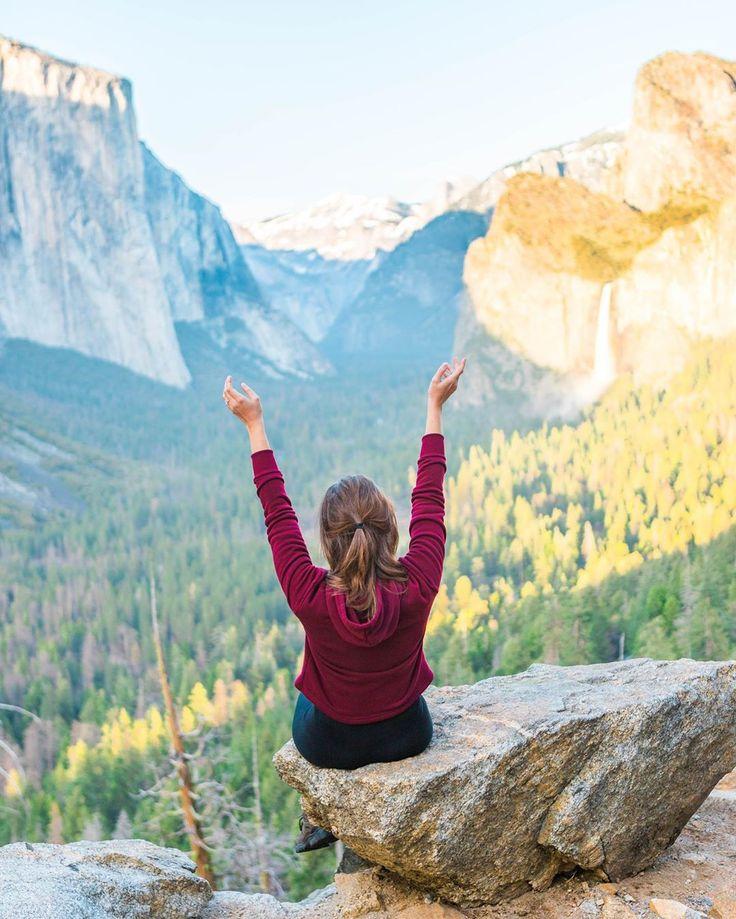 4 Yosemite Hikes With Guaranteed Incredible Views. The top