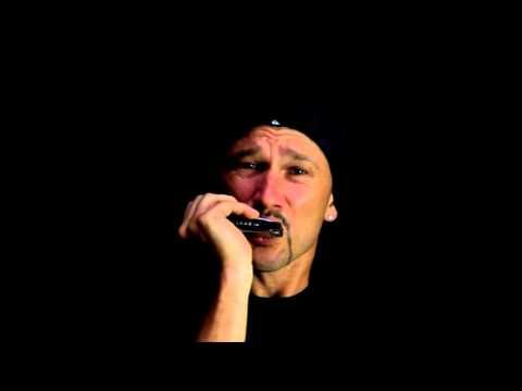Anal blues harmonica lick