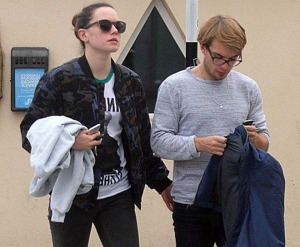 Image result for who is daisy ridley's boyfriend