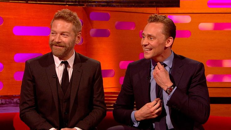 Tom Hiddleston's audition for Thor - The Graham Norton Show: Episode 2 -...