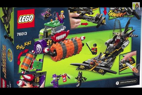 nice  lego batman 2014 joker steamroller hd Flickriver  Random photos from LEGO DC Future Sets pool