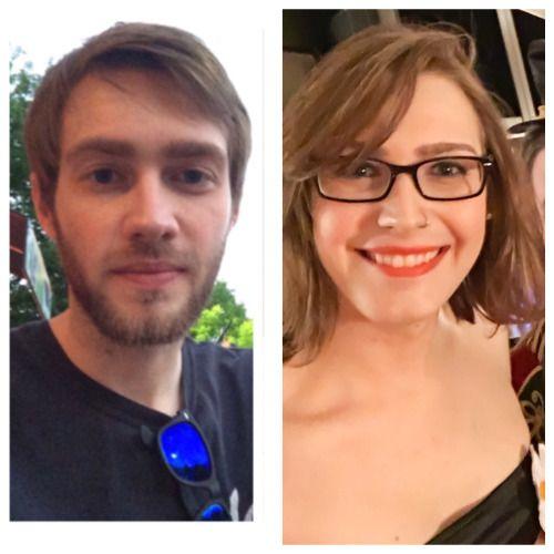 from Steve 16 months transgender transformation