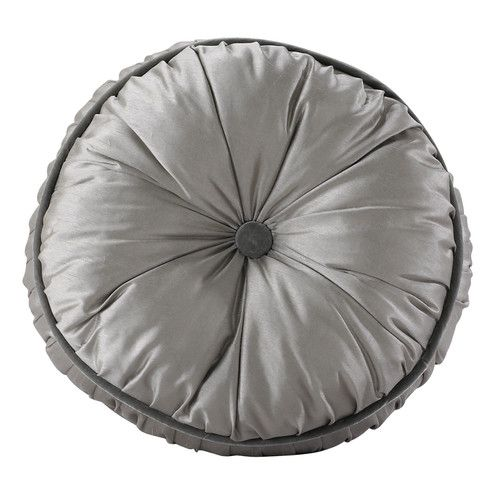 Found it at Wayfair - Kerrington Buttoned Synthetic Throw Pillow