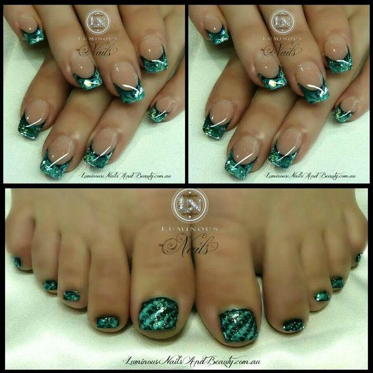 Mejores 183 imágenes de Nails, Nails, Nails en Pinterest | Uñas ...