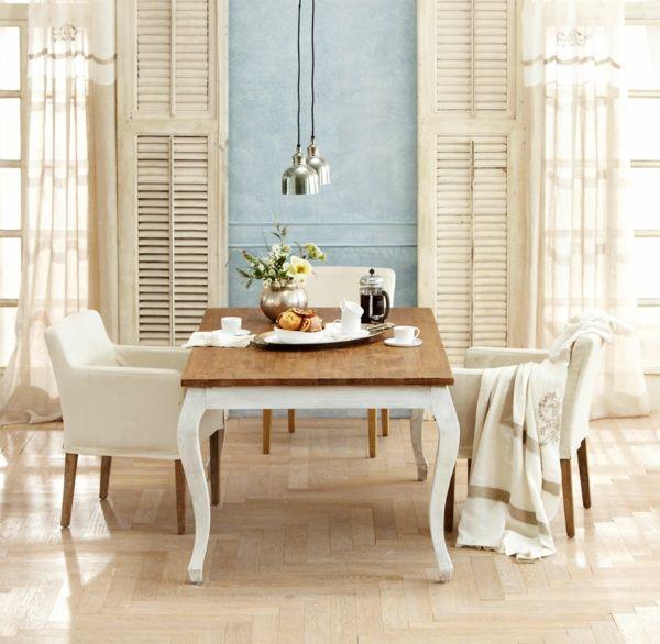 25+ Best Ideas About Stuhl Landhaus On Pinterest | Küchentisch Und ... Esszimmer Mediterran Einrichten