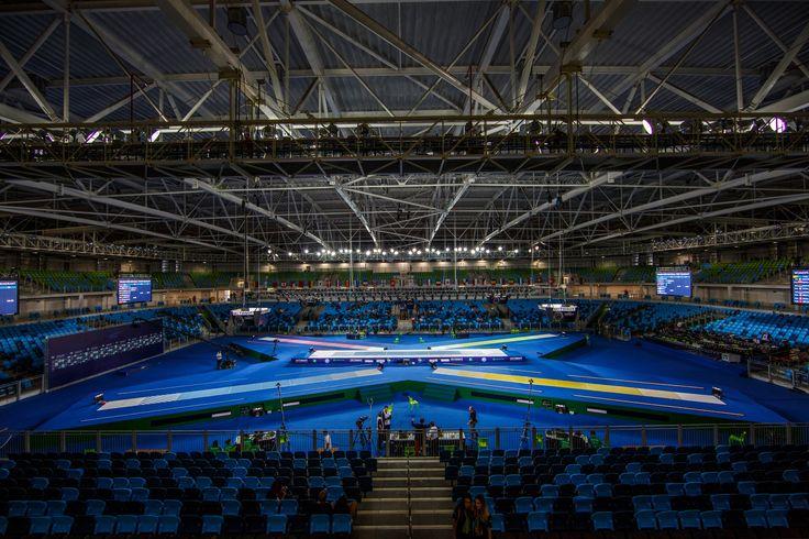 Carioca Arena 3 ' Rio 2016