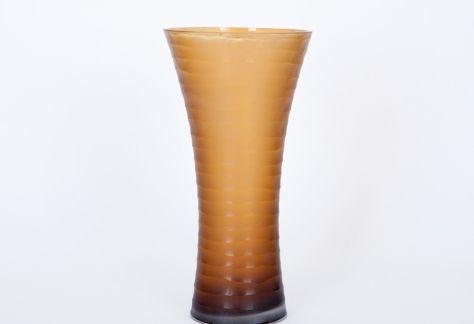 brązowy #wazon http://witeks.pl/szklo-kolorowe-wazony