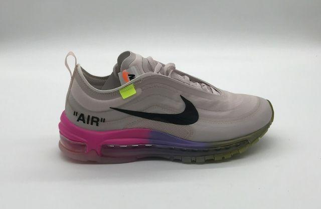 Replica Nike Air Max 97 Off-White Elemental Rose Serena Queen AJ4585-600  [52lldx3s] - $136.00 : gochicsneaker.com in 2020 | Nike air max 97, Nike  air max, Air max 97