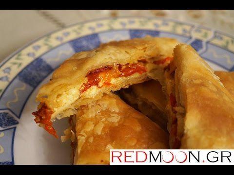 (1) Πιπερόπιτα με εύκολο φύλλο (Pie with pepper english subtitles) - YouTube