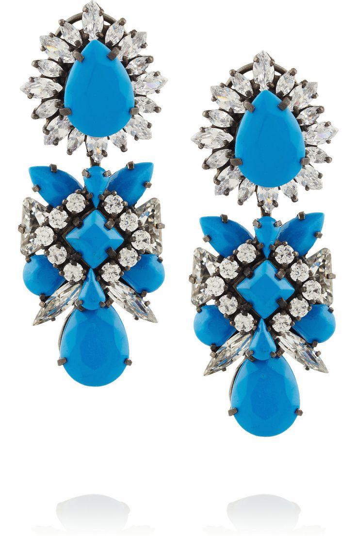 Shop now: Shourouk earrings