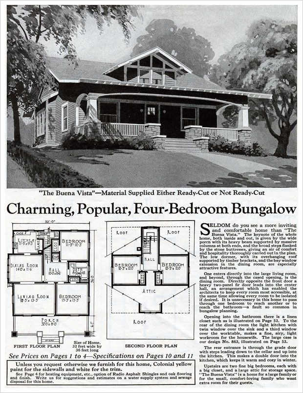 17 best images about this old house on pinterest for 1925 bungalow floor plan