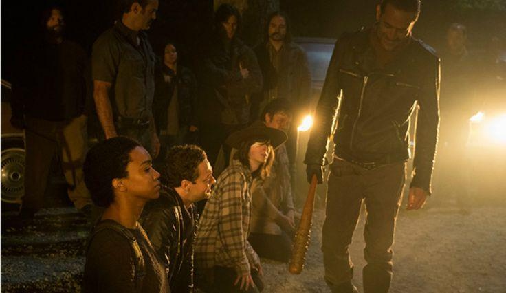 'The Walking Dead': Alternate Negan Death Scene Leaked [Video]